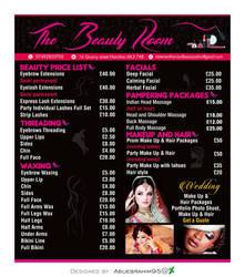 Beauty Room Salon by abuebrahim95