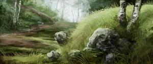 Landscape study 091229