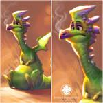 Dragon-speedie
