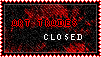 Art Trades Closed stamp by D3lDARA-Resources