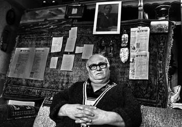 Fellini's Yalova by hsertangun