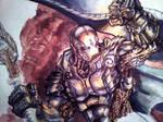 WIP- Warforged Warden DnD