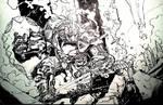 Inked Warforge/Mech - Still WIP.