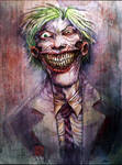 Joker Collaboration with Ben Templesmith