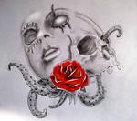 skull commission