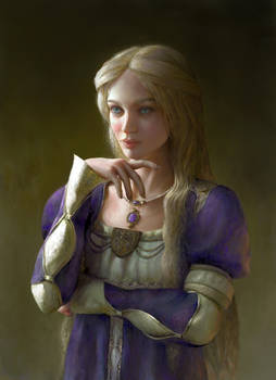 Classical princess concept