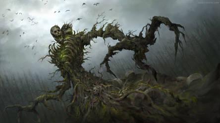 Skullbriar, The Walking grave
