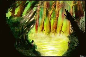 Ominous Bog by coldveins