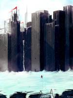 Malek's Bastion by coldveins