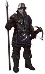 Crossbowman (High Men)