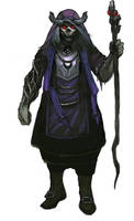 Undead Cleric