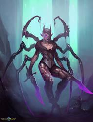 Dark Elves Cutter