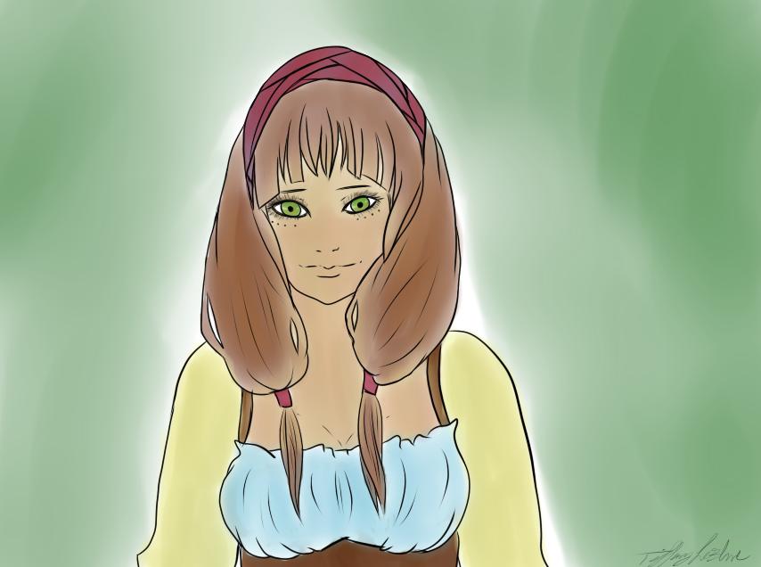 Gypsygirl by KryMaster