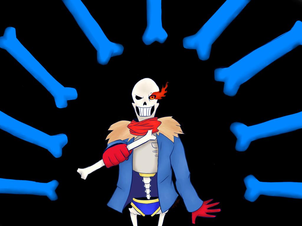 Papyrus Au by KryMaster