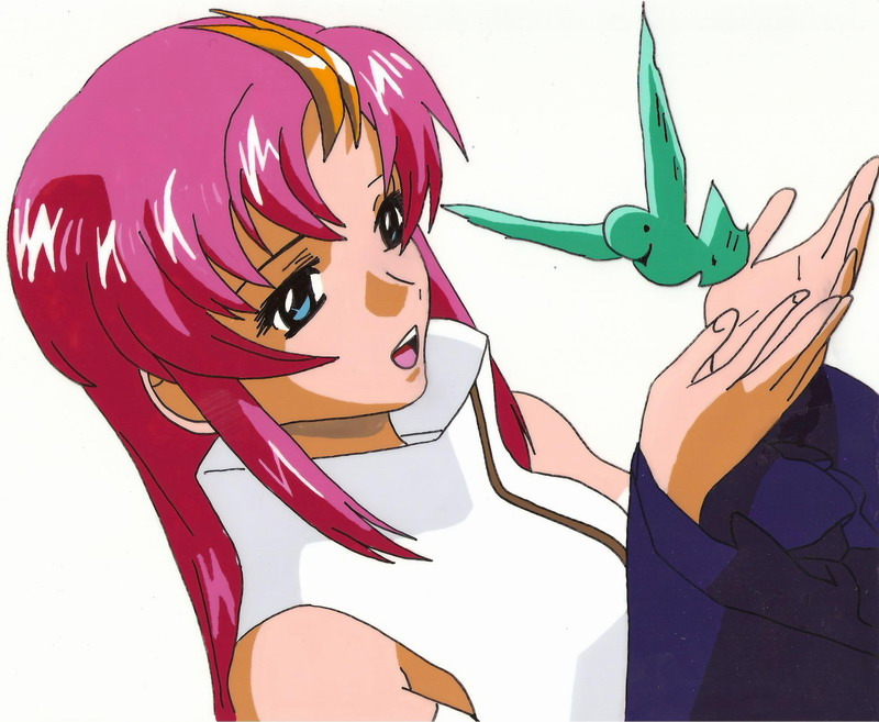 Lacus Clyne by hiroshii