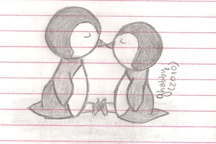 Simple love - sketch by GhabbyS on DeviantArt