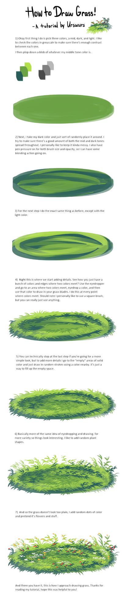 A Grass Tutorial
