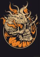 Skull by TimurKhabirov