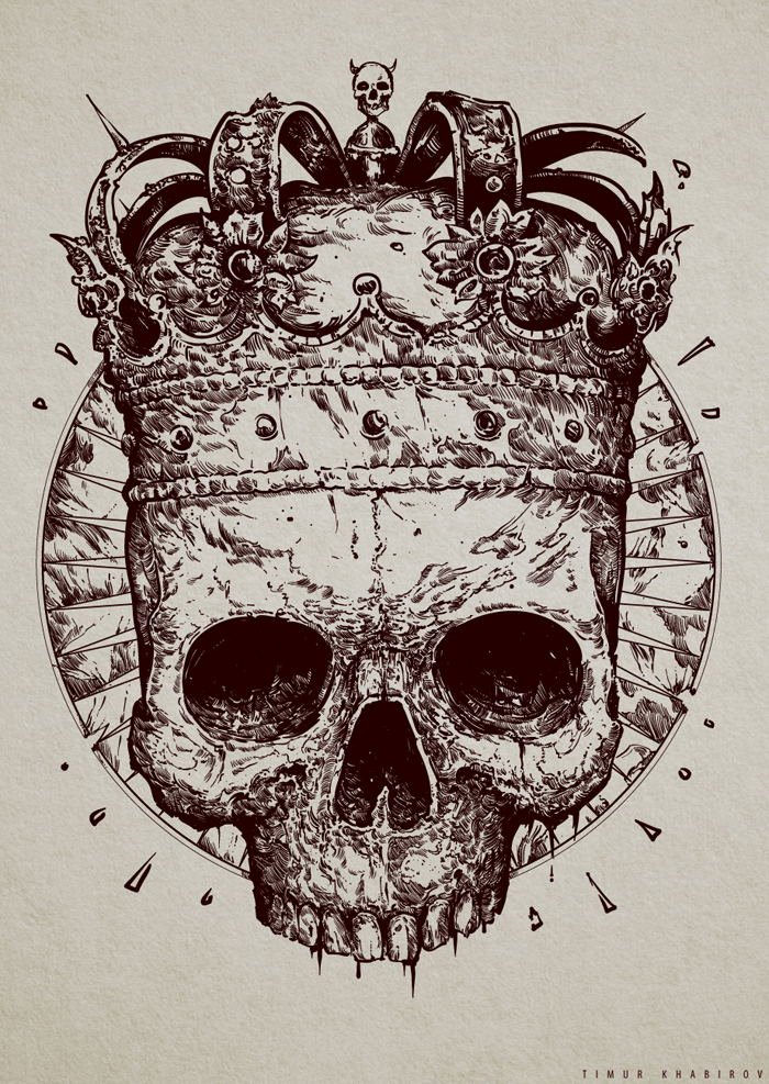 King by TimurKhabirov
