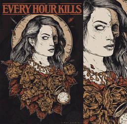 Every Hour Kills by TimurKhabirov
