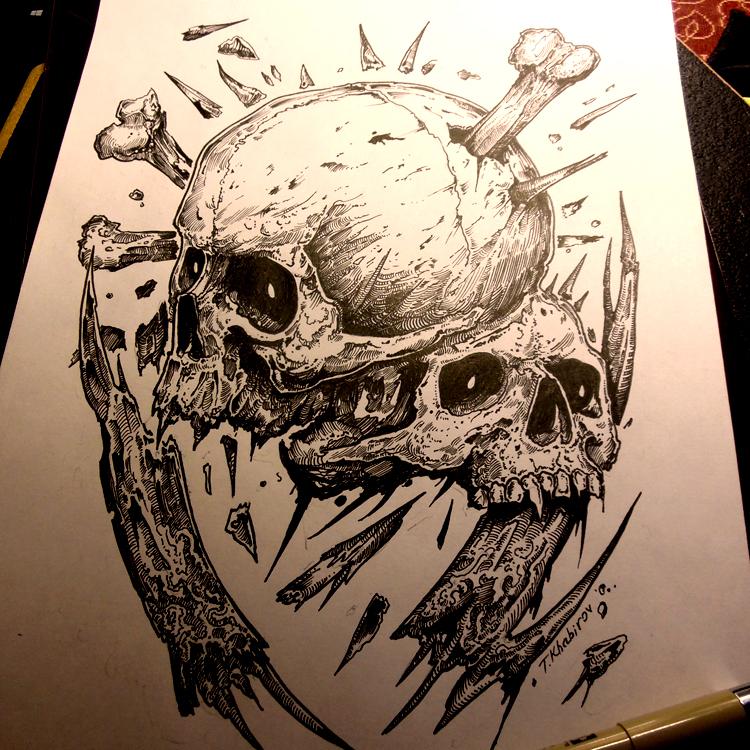 Untitled sketch by TimurKhabirov