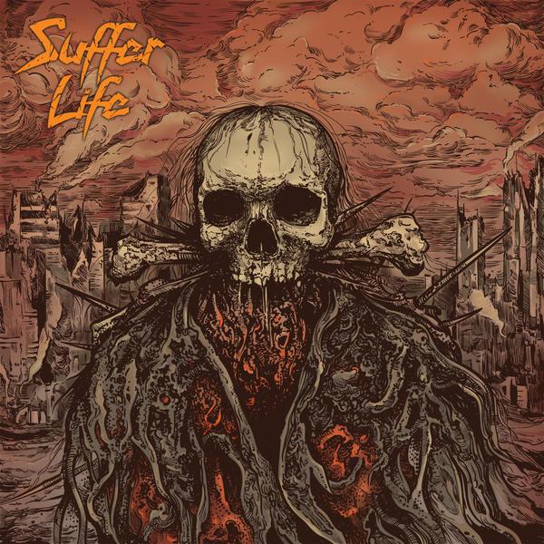 Suffer Life cover by TimurKhabirov