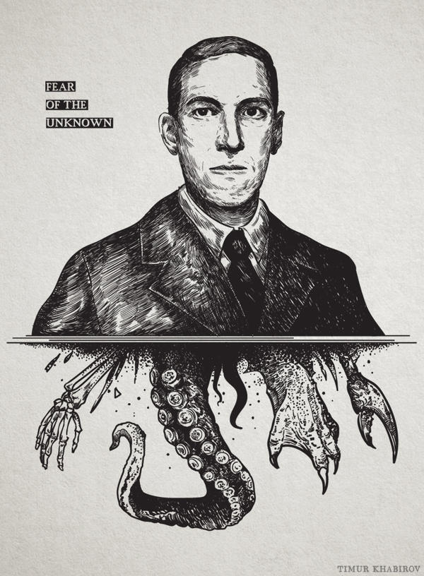 Lovecraft by TimurKhabirov