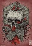 leaf skull 2
