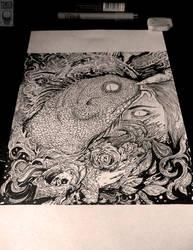 Lizard by TimurKhabirov