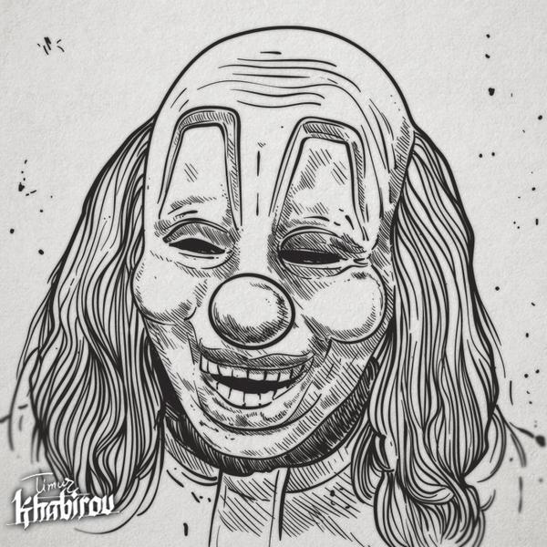 Clown by TimurKhabirov
