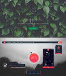 .: Senja - Rainmeter :.