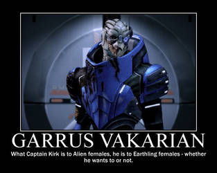 Garrus Motivational by NeroonCousland