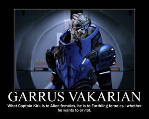 Garrus Motivational