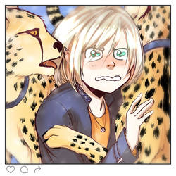 :YOI: Russian Kitten