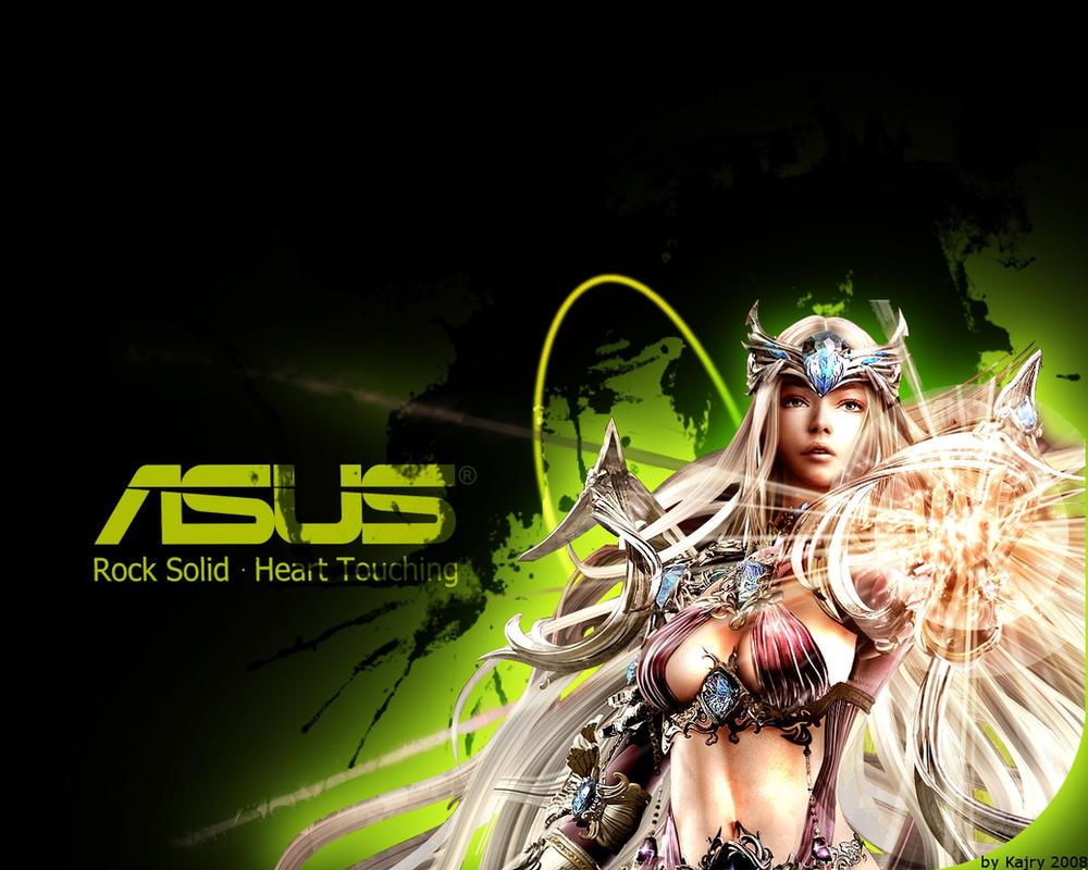 Asus Gaming Wallpaper By Kajry