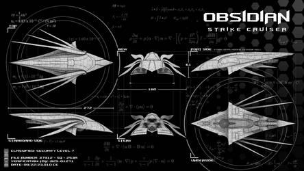 Obsidian Strike Cruiser 2