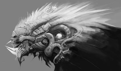 Crow by Tuturo