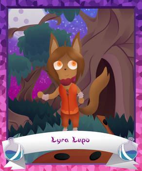 Lunathorpe Academy Application- Lyra