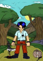 Joe-the-hunter by Arquiles