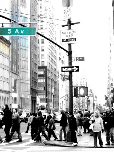 5th avenue by juless1223 on deviantart for Avenue jules dujardin 5