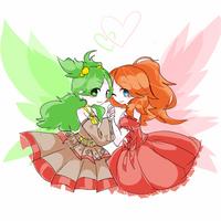 [EBF]natalie and anna by huslu