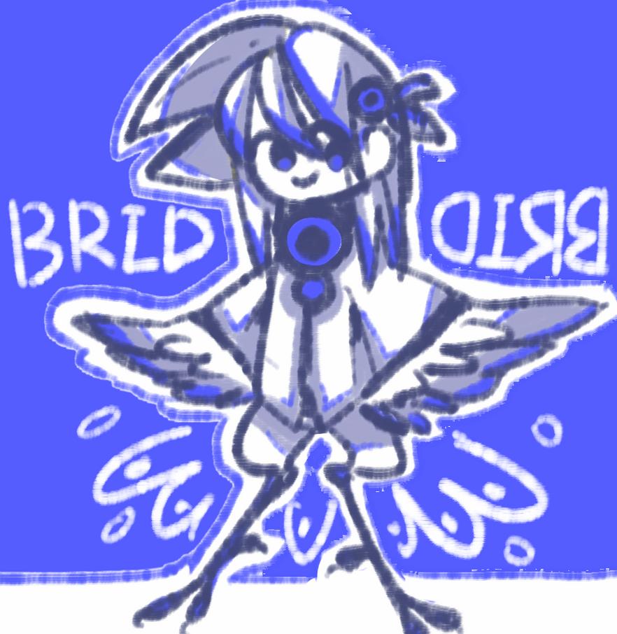 Bird by huslu