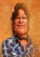 John Fogerty by wooden-horse