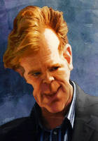 David Caruso by wooden-horse