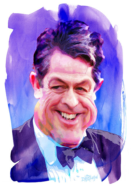 Hugh Grant by wooden-horse