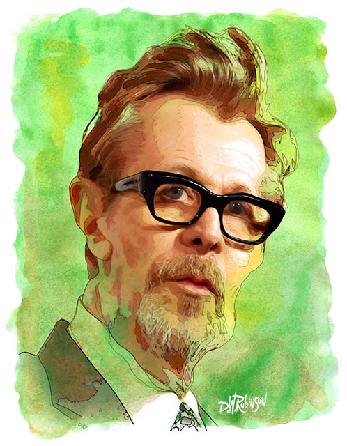 Gary Oldman by wooden-horse