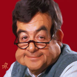 Tom Bosley by wooden-horse