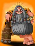 Scoob Captain Caveman - Capitan Cavernicola
