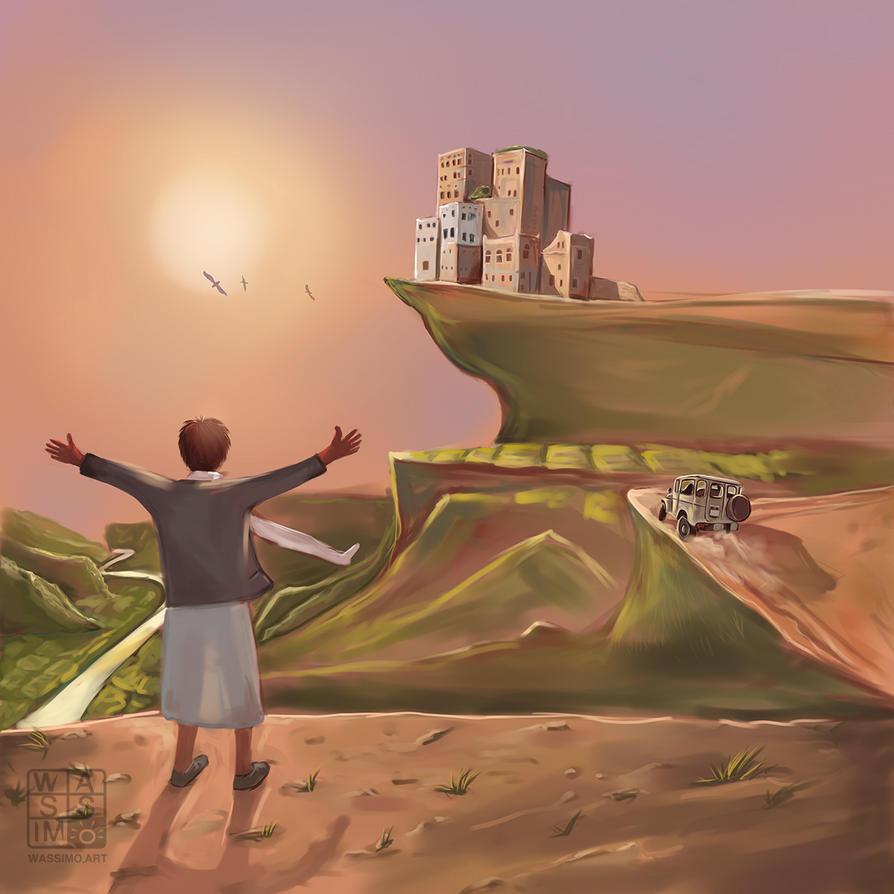 Yemen - i love my country by wassimo