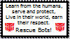 Rescue Bots Stamp 3